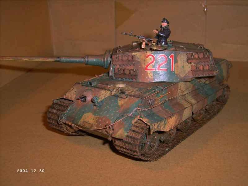 """Tigre I """"tiki""""   ---   Tigre II  [???]   -Rom1- PICT0192"""