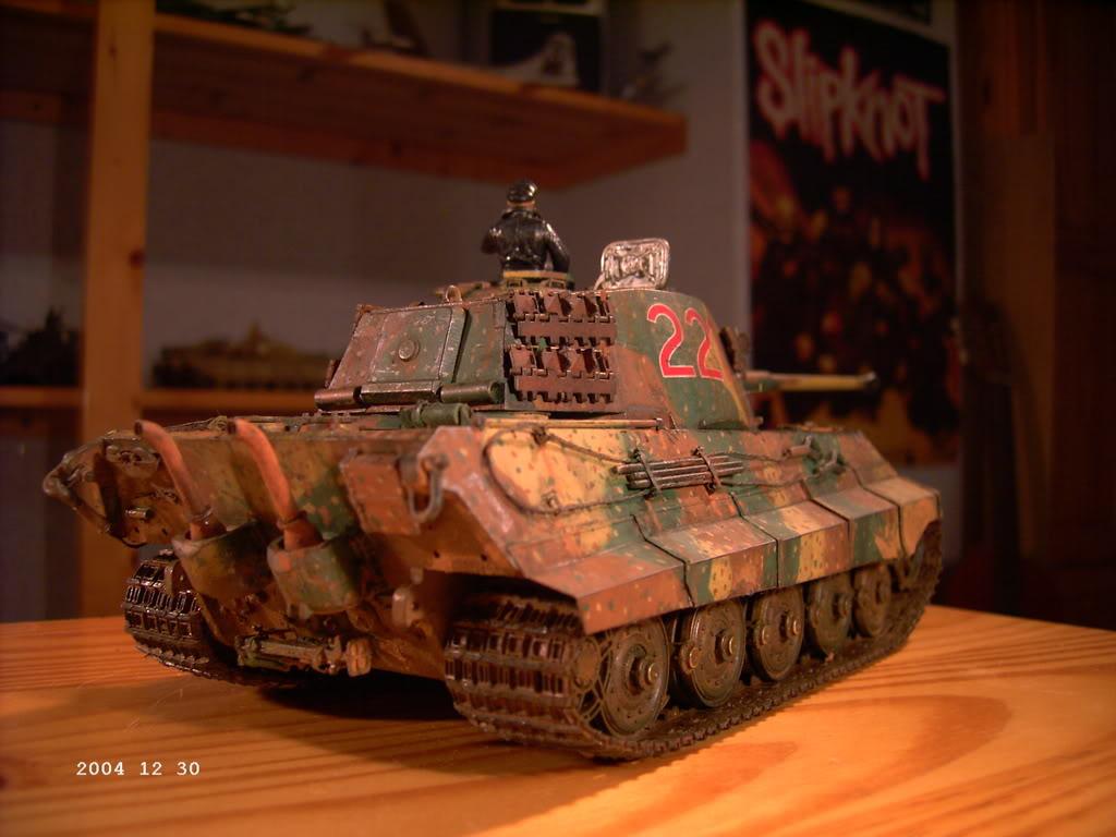 """Tigre I """"tiki""""   ---   Tigre II  [???]   -Rom1- PICT0209"""