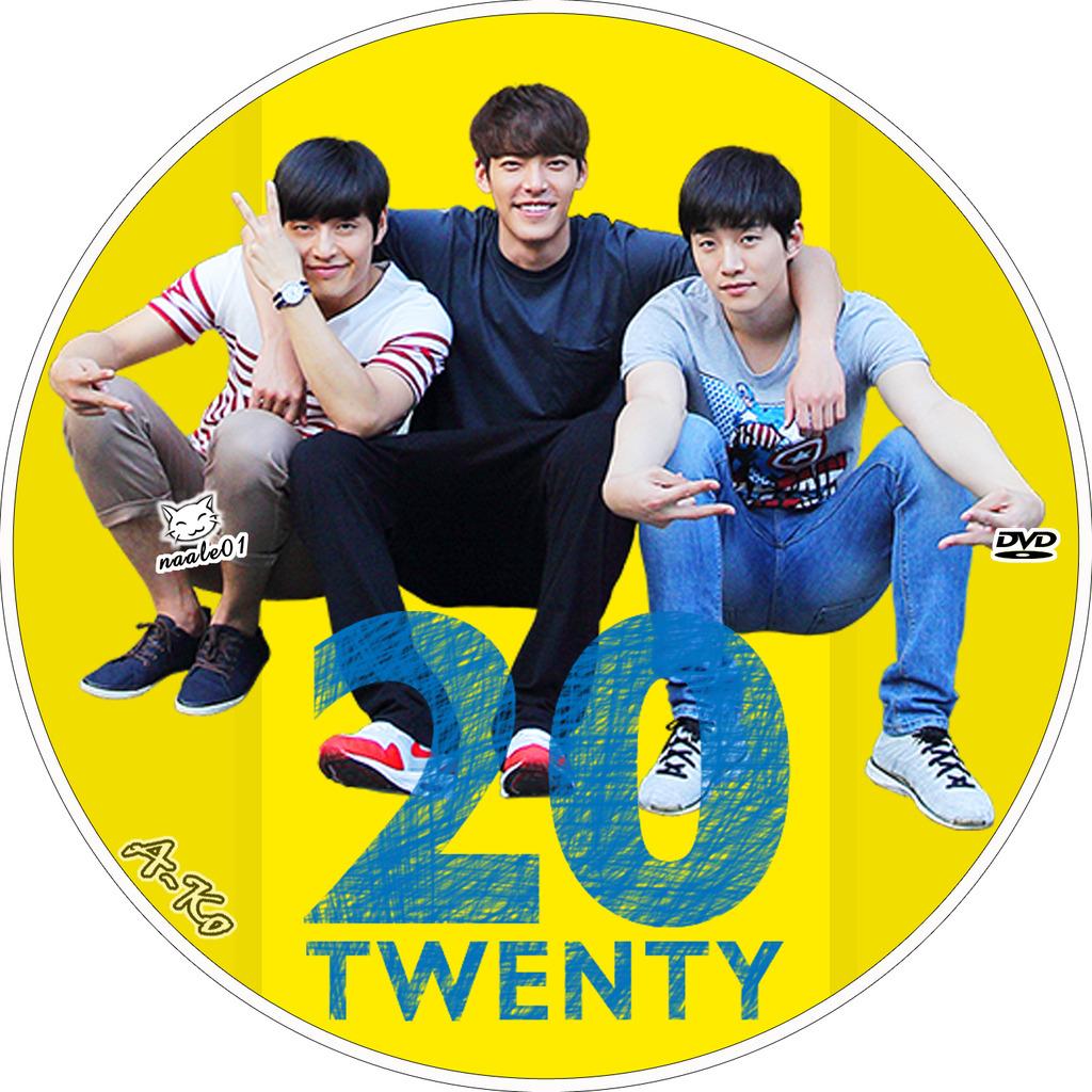 TWENTY (2015)  * * Korean Movie * * Ako_TWENTY_DVD_01_zpsg1k0rygi
