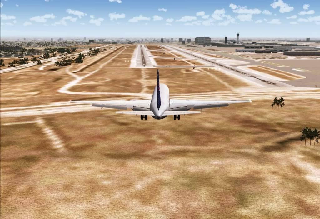 [FS9] - UA 77 - O vôo que não terminou UA77alinhadoparapouso