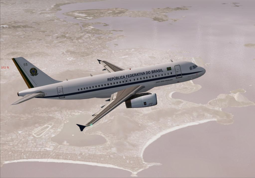 [FS9] Airbus A319CJ - Aero Dilma 11