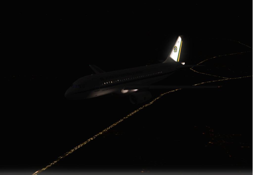[FS9] Airbus A319CJ - Aero Dilma 15