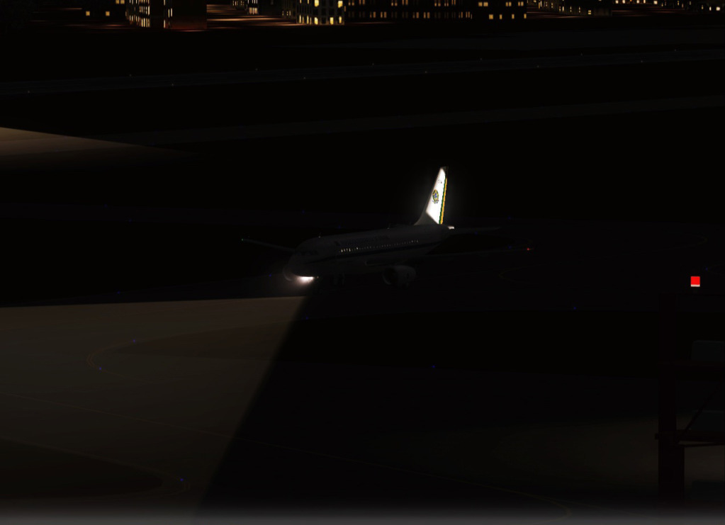 [FS9] Airbus A319CJ - Aero Dilma 16