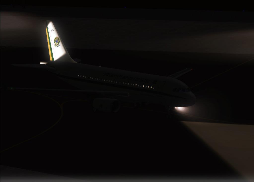 [FS9] Airbus A319CJ - Aero Dilma 17