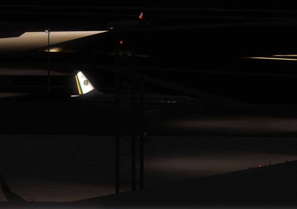 [FS9] Airbus A319CJ - Aero Dilma 18