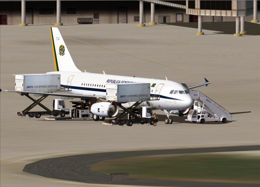 [FS9] Airbus A319CJ - Aero Dilma 2