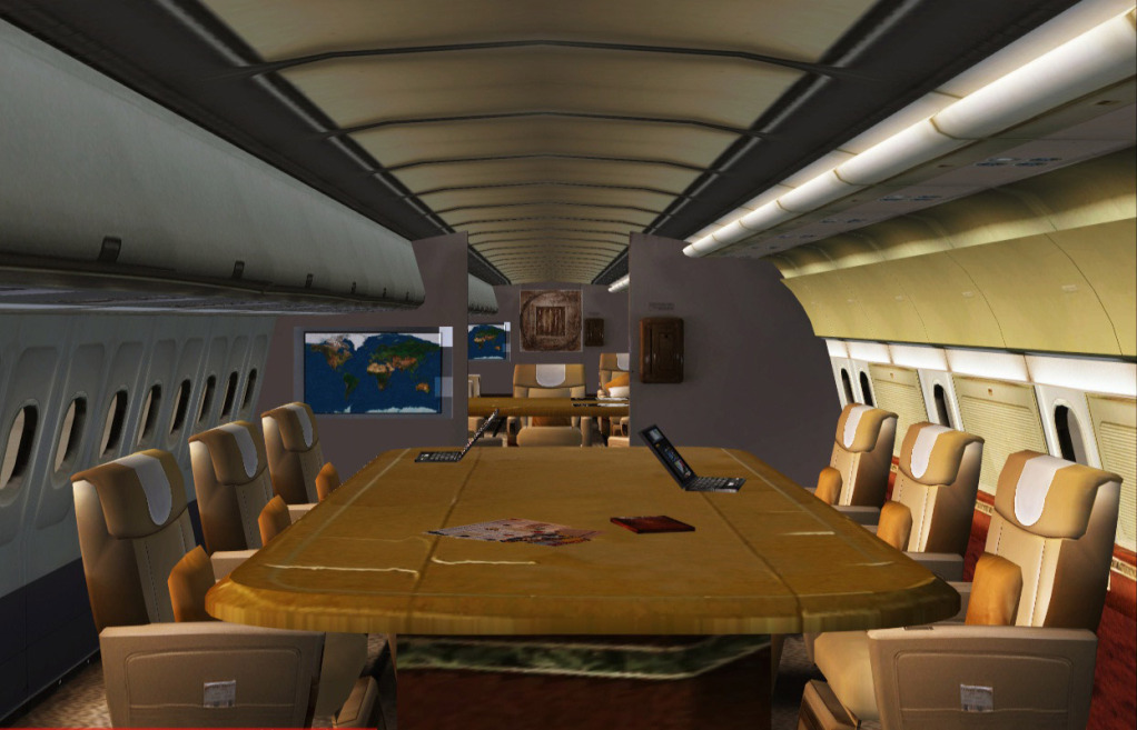 [FS9] Airbus A319CJ - Aero Dilma 4