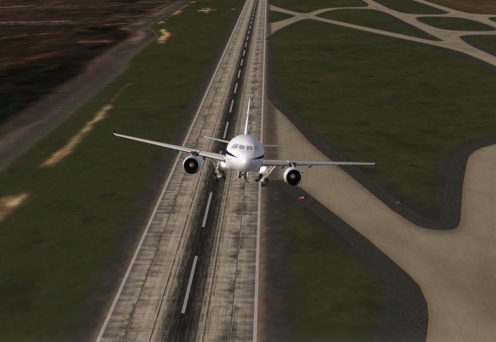 [FS9] Airbus A319CJ - Aero Dilma 9
