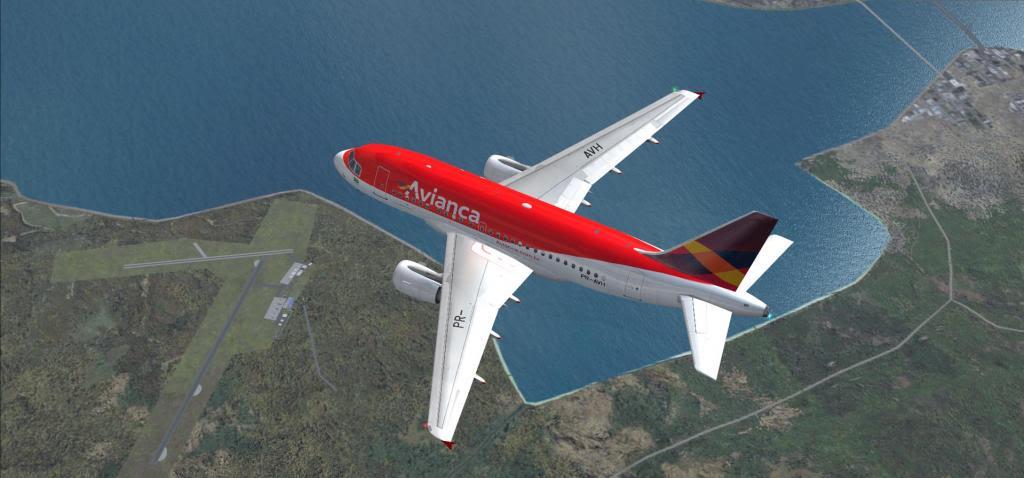 Tragédia A318 SBRJ-SBPA Floripa