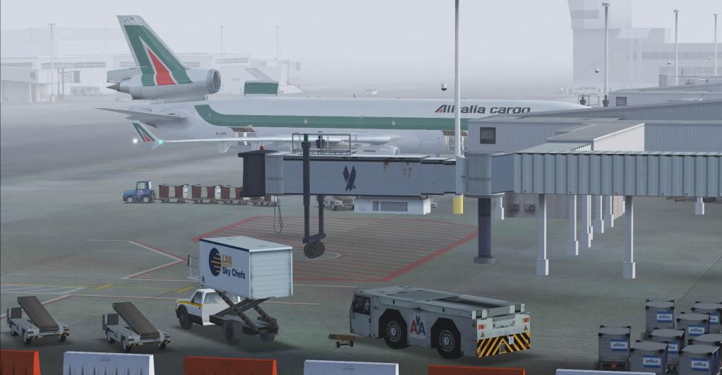 [FS9] Grandes Cargueiros MD-11AliCargo