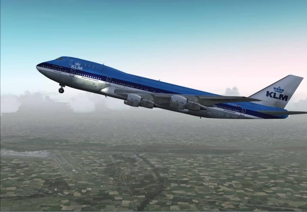 [FS9] - Quase um voo para Barcelona Tremdepouso