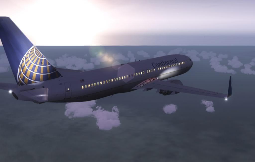 [FS9] Um voo entre Palm Beach - Princess Julian (KPBI-TNCM) FL280