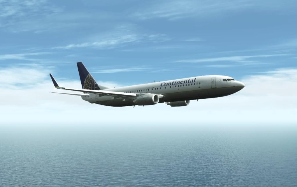 [FS9] Um voo entre Palm Beach - Princess Julian (KPBI-TNCM) Alinhadoppouso