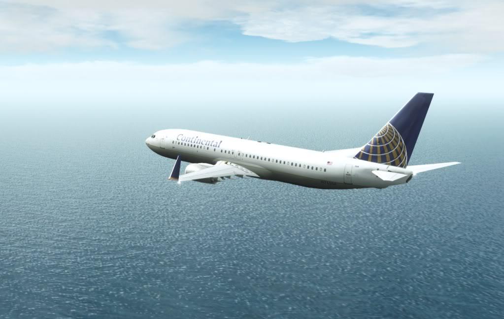 [FS9] Um voo entre Palm Beach - Princess Julian (KPBI-TNCM) Aproximandoppouso