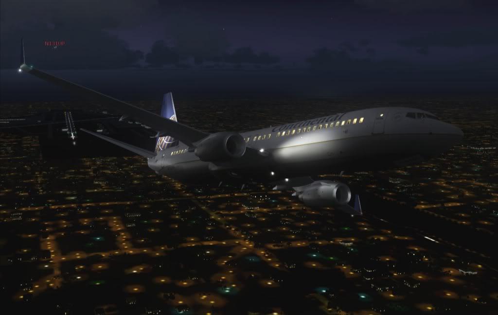 [FS9] Um voo entre Palm Beach - Princess Julian (KPBI-TNCM) Curvando