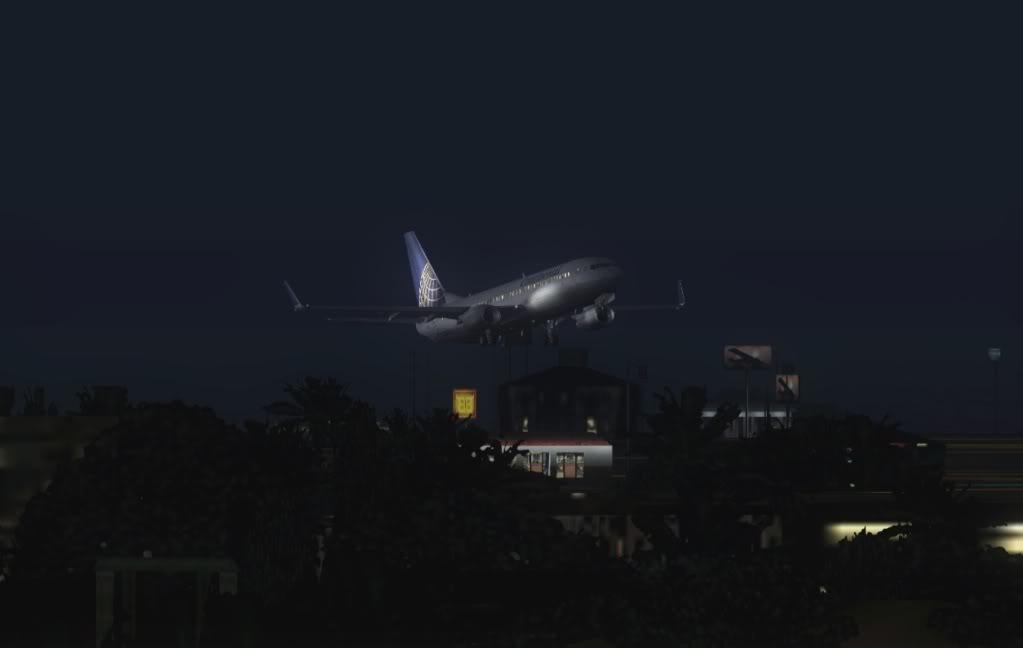 [FS9] Um voo entre Palm Beach - Princess Julian (KPBI-TNCM) Decolando