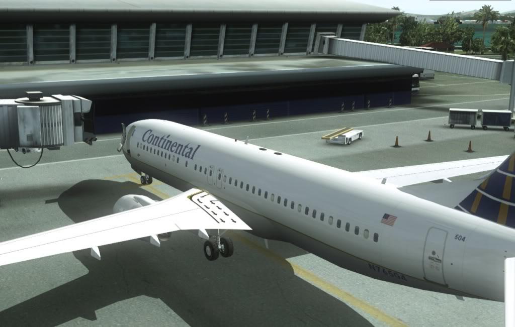 [FS9] Um voo entre Palm Beach - Princess Julian (KPBI-TNCM) NogateemTNCM