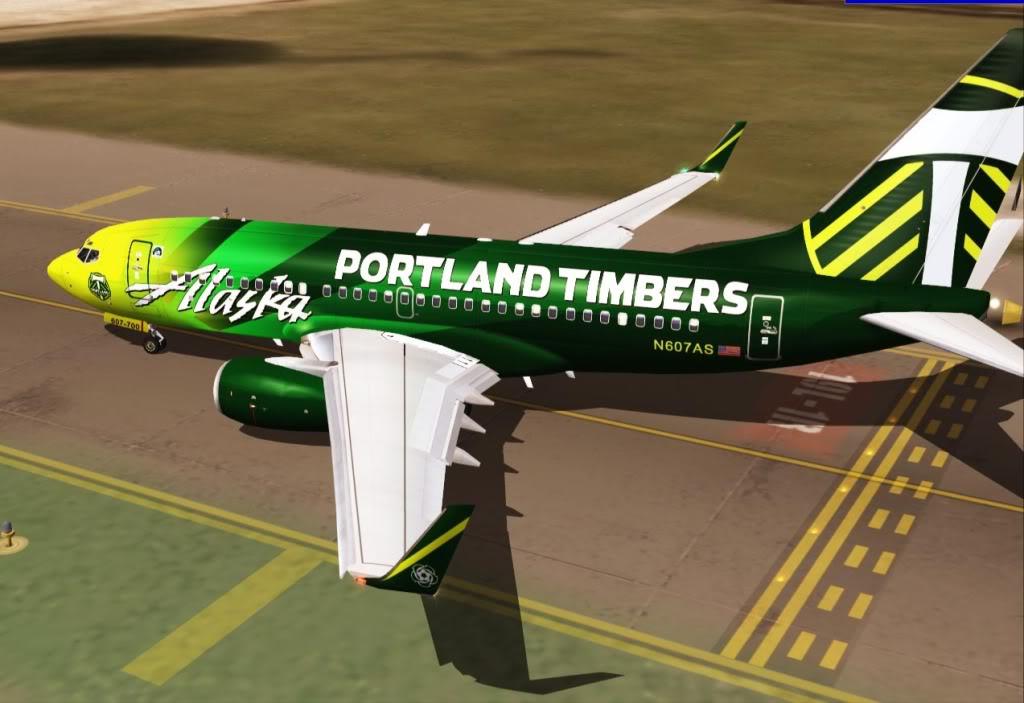 [FS9] - Portland - San Francisco Taxiparagate