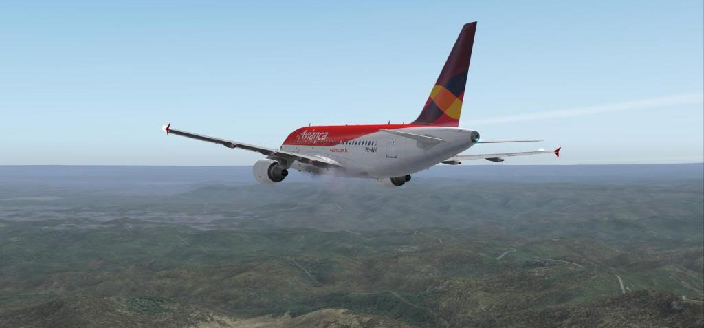 Tragédia A318 SBRJ-SBPA Proximoaodestino