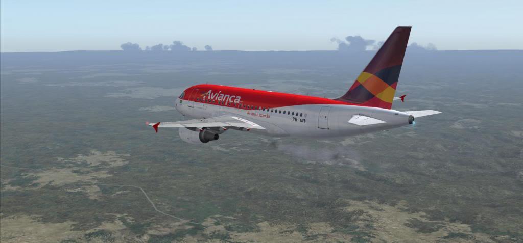 Tragédia A318 SBRJ-SBPA Reiniciandomotor2
