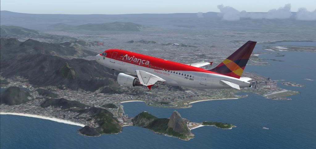 Tragédia A318 SBRJ-SBPA RiodeJaneiro