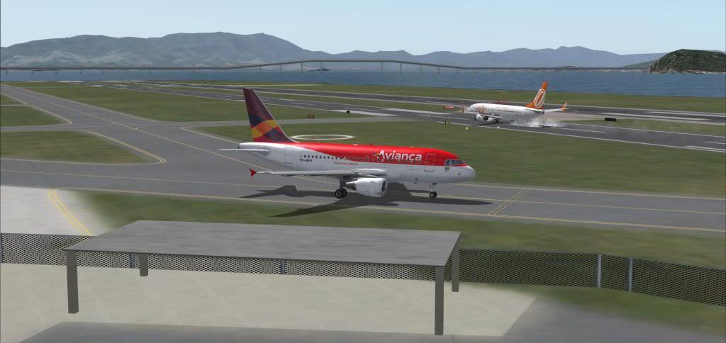 Tragédia A318 SBRJ-SBPA Traacutefego