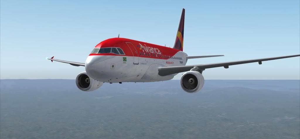 Tragédia A318 SBRJ-SBPA Motor1apagou