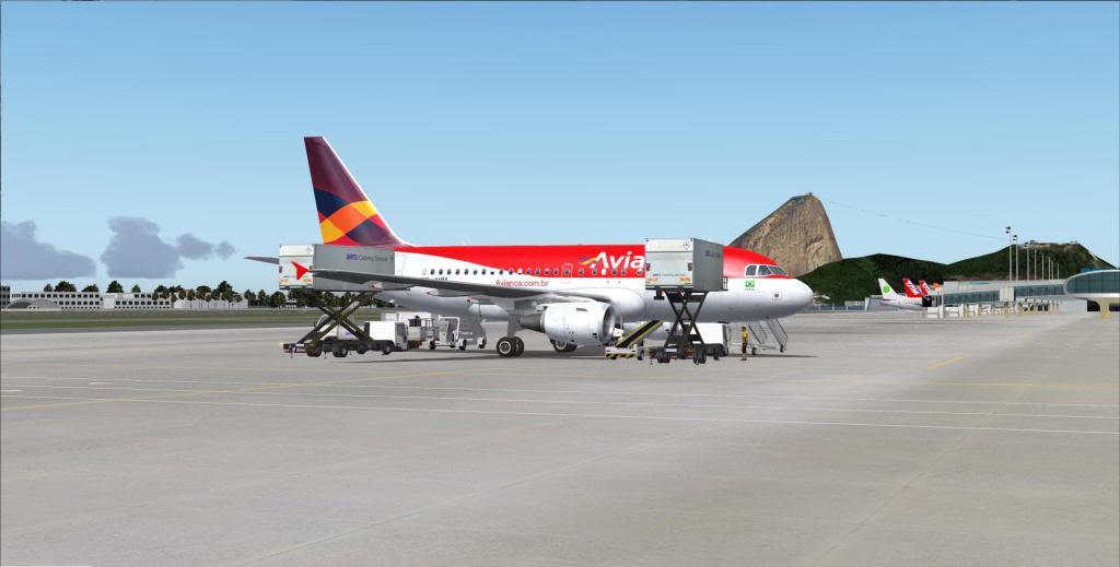 Tragédia A318 SBRJ-SBPA NosoloSBRJ