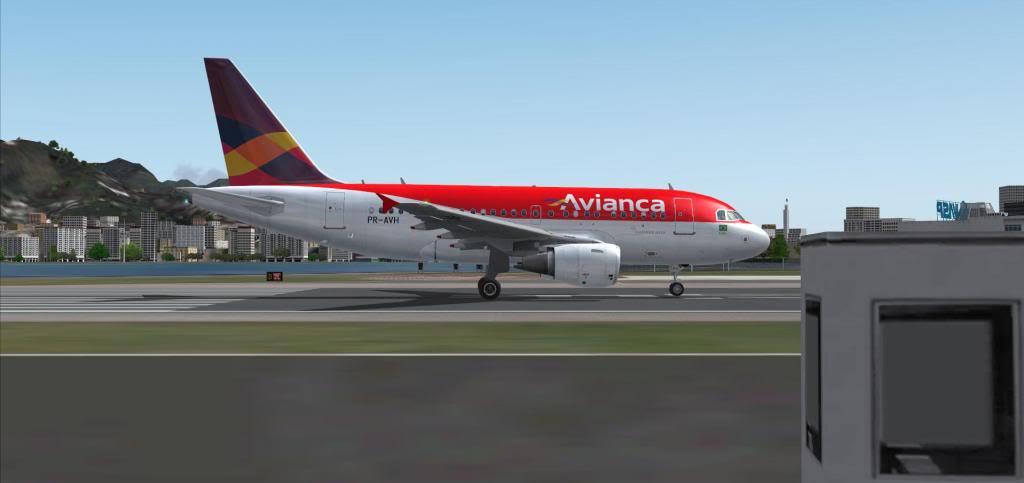 Tragédia A318 SBRJ-SBPA Takeoff
