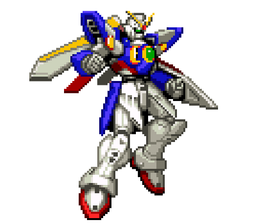 ABR Test Sprite Thread ABRGundam