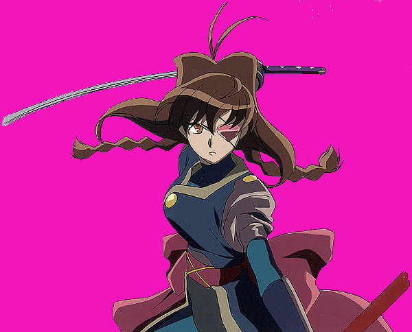 Official Anime Battle Royal Project Jubei_chan_