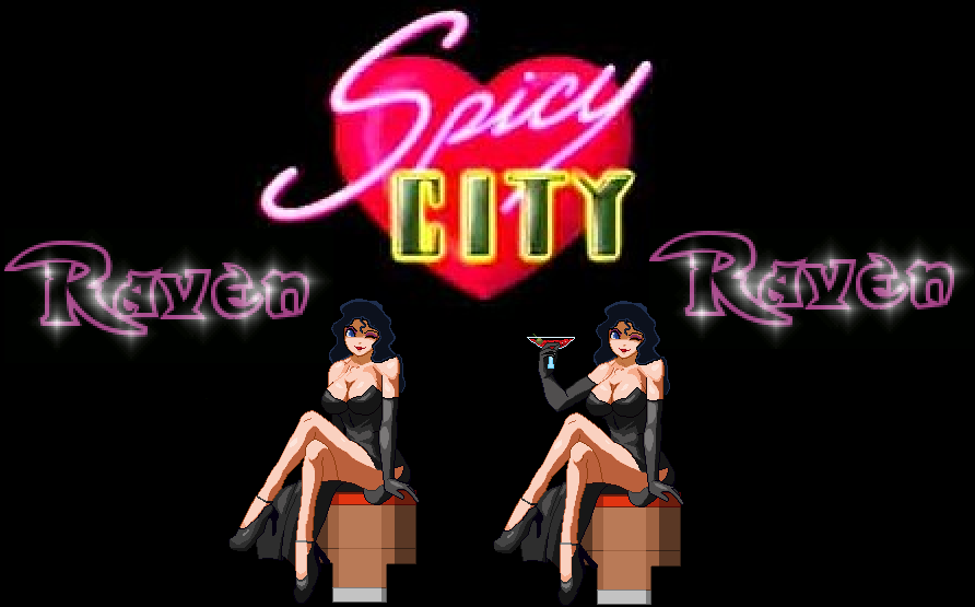 sprite - sprite contest:hot sexxi babes in most gaming and movies SpicyCityRavenbyLando_zps0ef8cf82