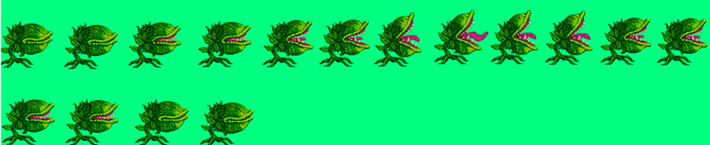 sprite - CROM The Game Characters list and sprite works - Page 2 Plantmonstercloseattack_zps192a055f