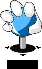 JUEGOS DE PELEA Y ARCADE ONLINE!! (kof,metal slug, marvel vs capcom, etc) Logo-vertical