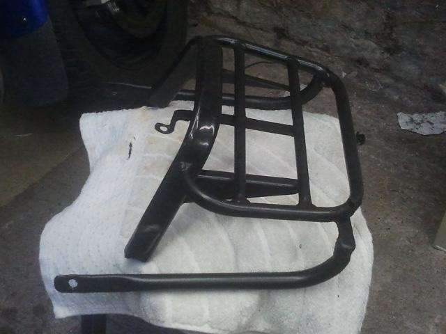 Retro Fit Rear Rack, Suzuki M50 / M800 2012-10-17151618