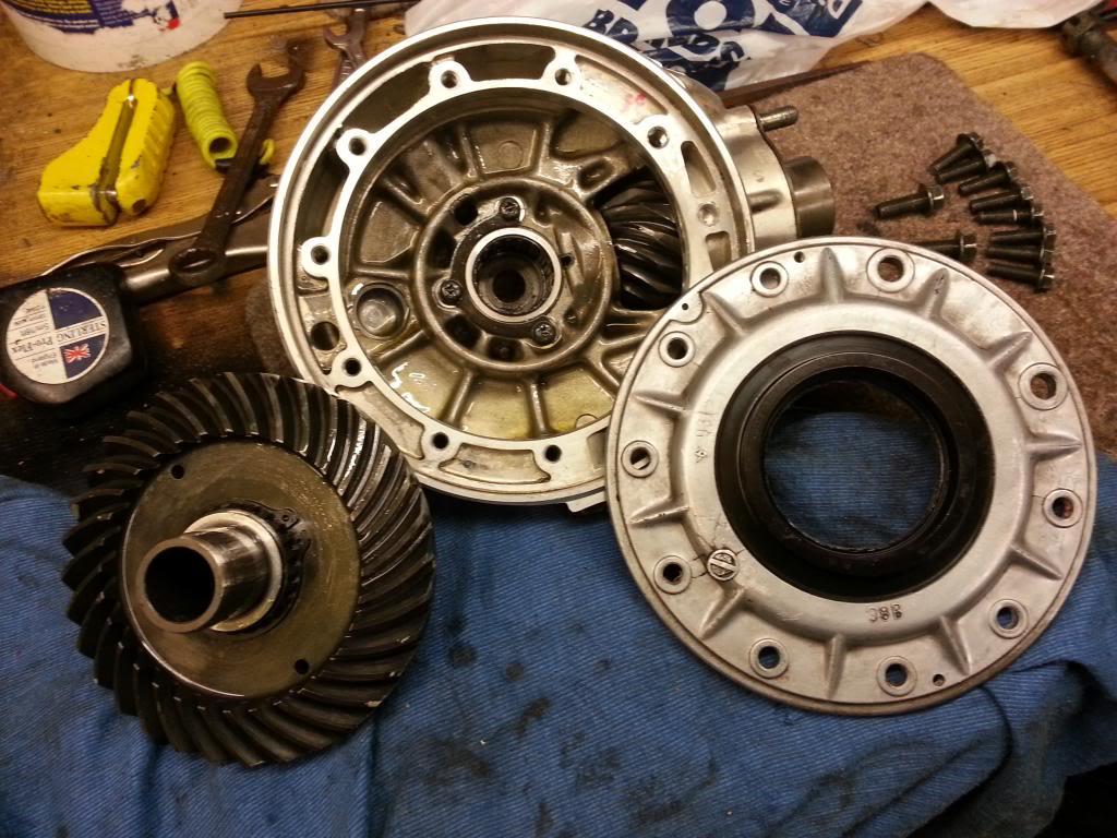 VS1400 Shaft drive fitted ............................ 2007 Suzuki M50 20140114_1556051
