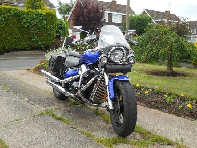 My bike a .......... 2007 Suzuki M50 DSCN0112