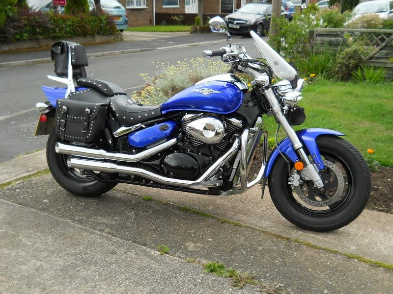 My bike a .......... 2007 Suzuki M50 DSCN0117