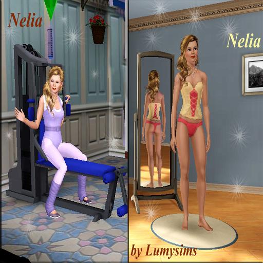Creaciones de Lumy Neliasportsleep