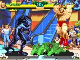 Descargar los Juegos MarvelvsSF_1