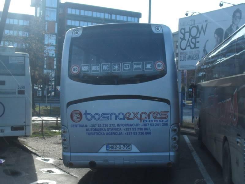 Bosnaexpres, Doboj SDC12716