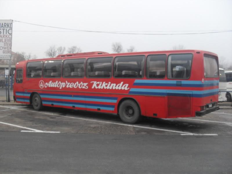 Autoprevoz, Kikinda SDC12493