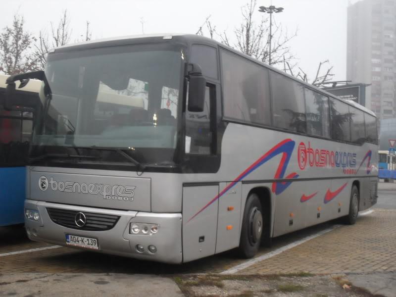 Bosnaexpres, Doboj SDC12495