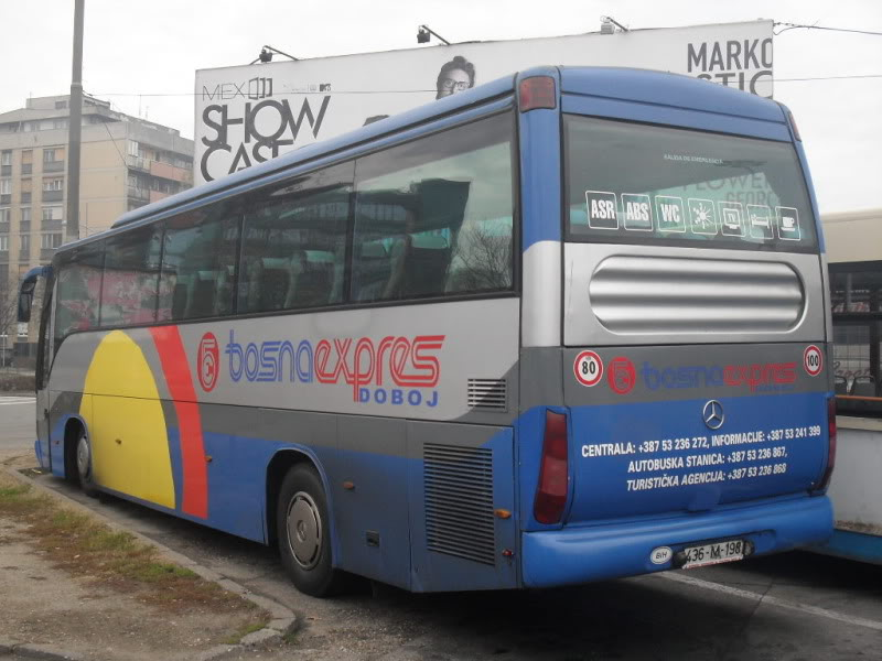 Bosnaexpres, Doboj SDC12563