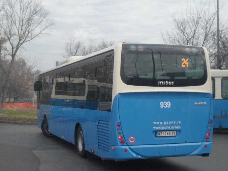 Iveco Irisbus - Gradski/prigradski SDC12597