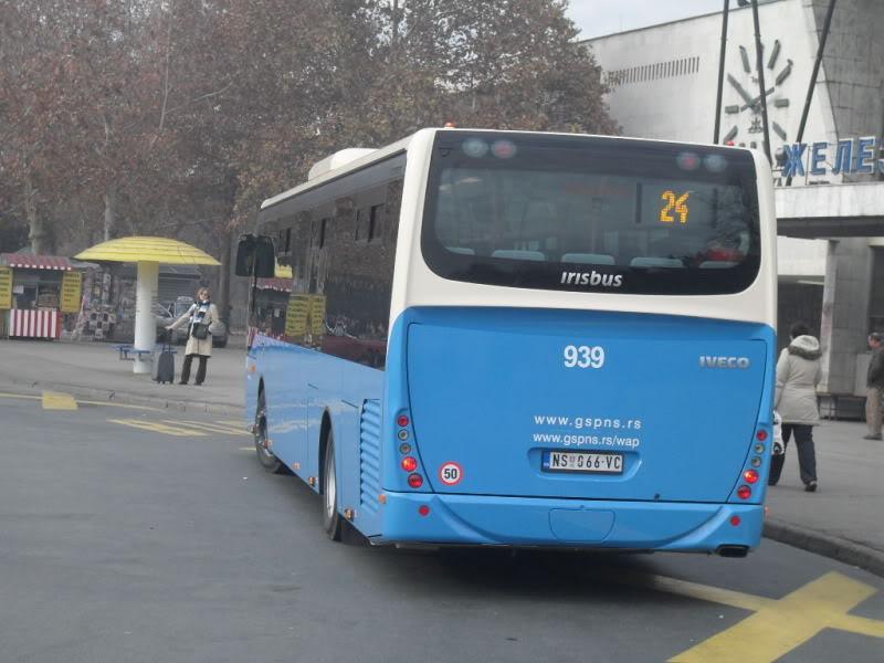 Iveco Irisbus - Gradski/prigradski SDC12598