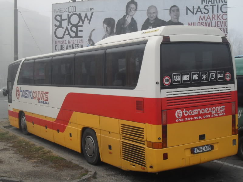Bosnaexpres, Doboj SDC12411