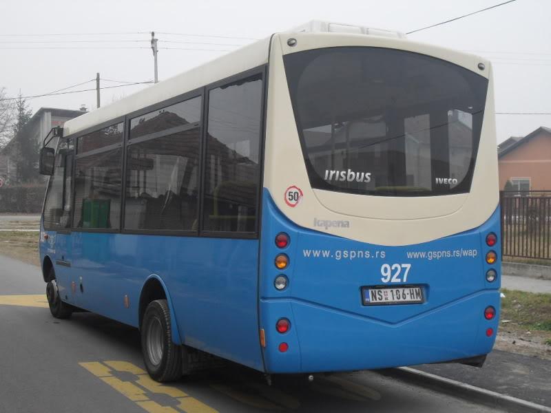 Iveco - Irisbus mini/midi busevi SDC12450