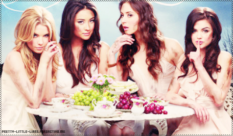 Pretty Little Liars # {Elite} PLLStory
