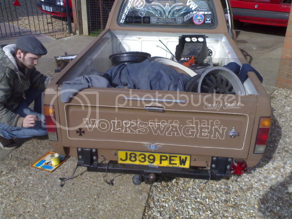 mk1 caddy for swap or p/x 14032011002